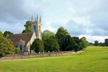 Chawton Church